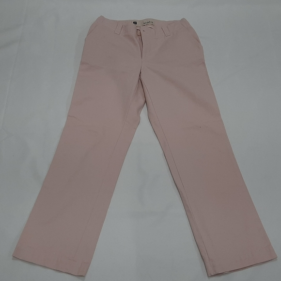Gap Womens Pink Khakis Size 2R